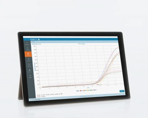 DNA Analyse Fluxergy System Software